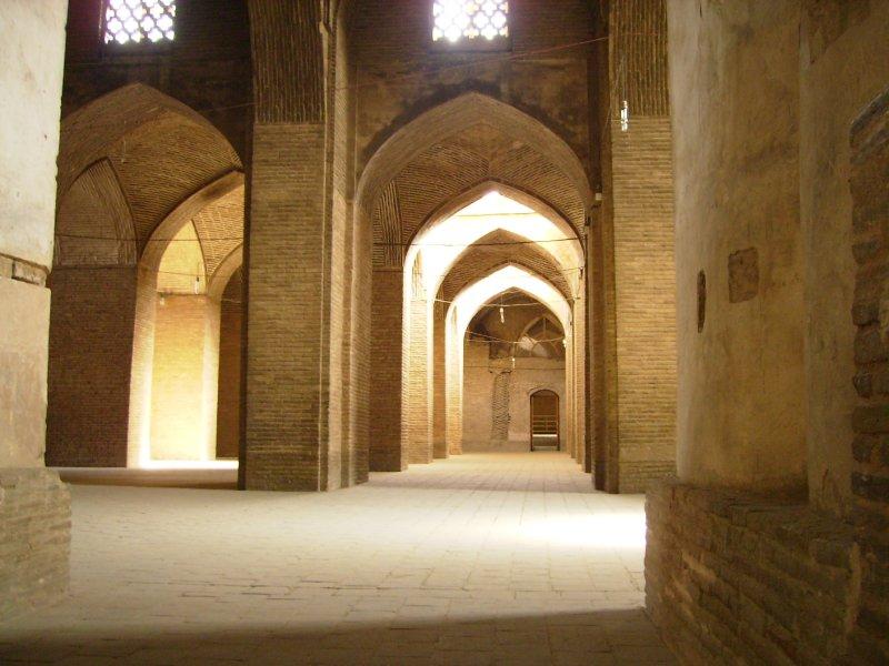 152 Iran Isfahan - Jameh mosque