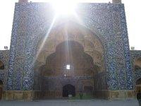 157 Iran Isfahan - Main alter Hakim mosque