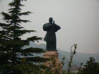 678 China Luoyang - Shaolin monk entrance