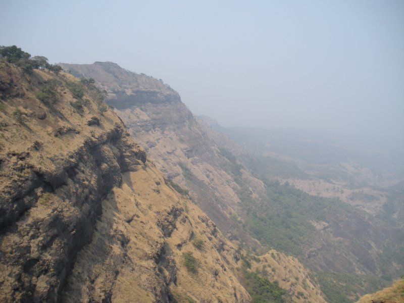 On my way to Matheran