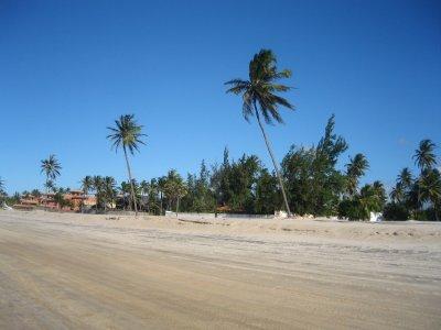 Beach in Cumbuco