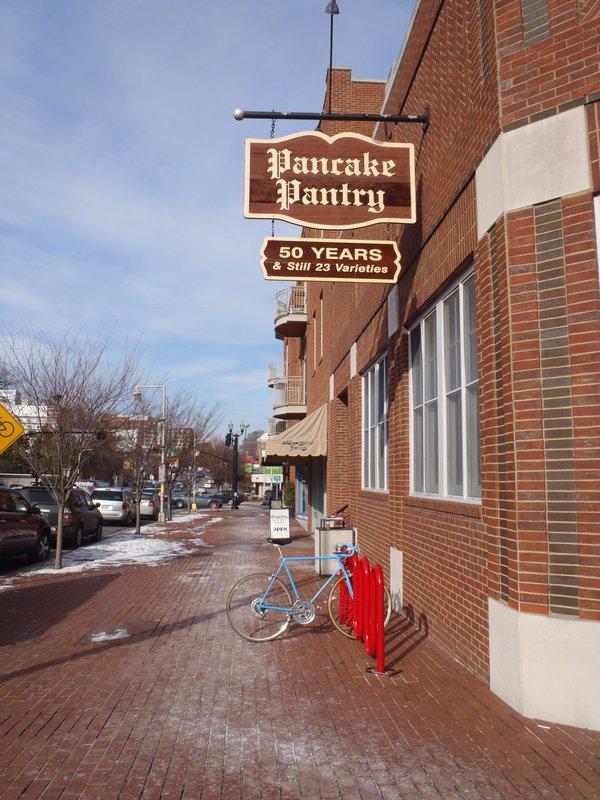 The Pancake Pantry