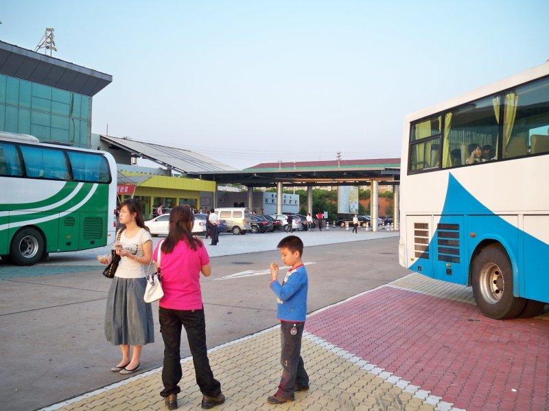 Chinese bus travel