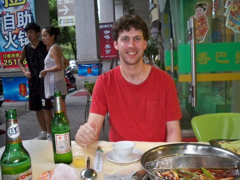Bill at hot pot