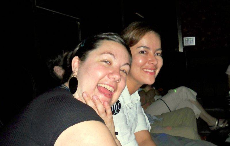 Megan and Mel
