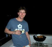 Bill and barbecue