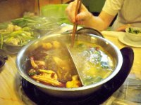 Hot pot on Hua Yuan Road
