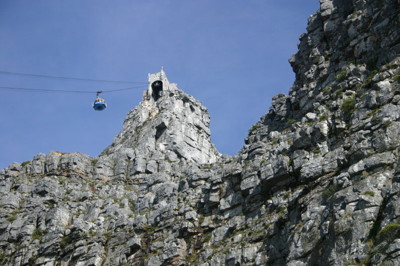 Table Mountain Climb