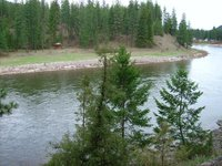Clark Fork River View