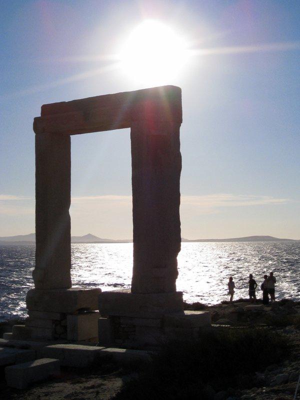 Temple of Apollo, Naxos 2