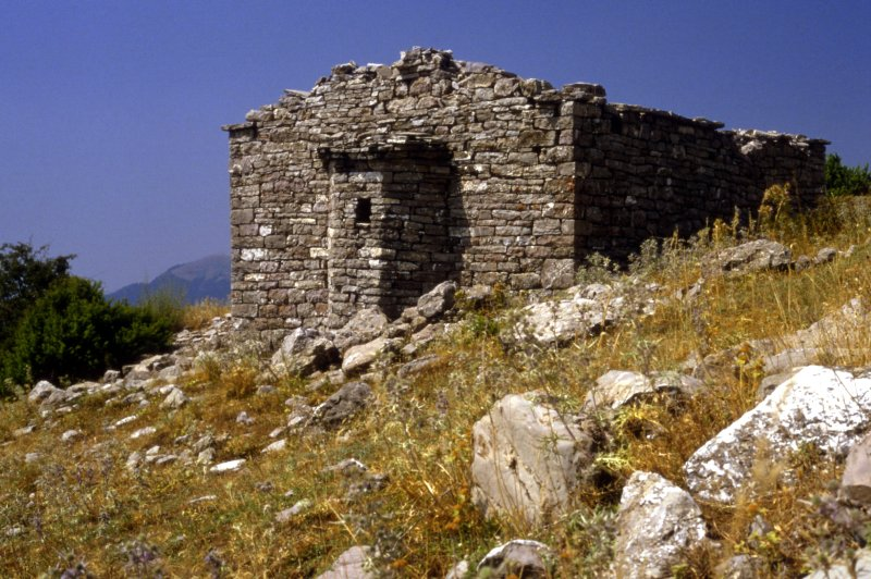 Ruined Greek Orthodox Church