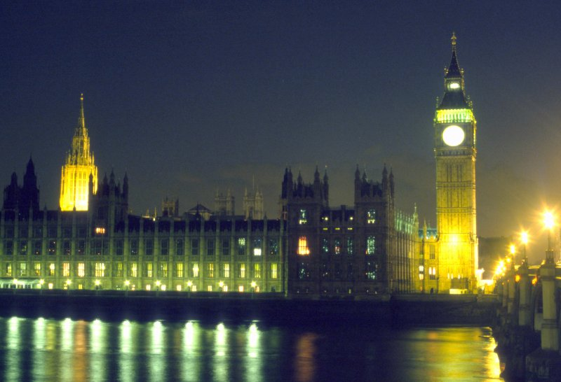 Westminster Big Ben and the Thames