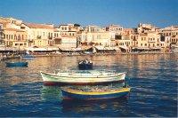 Hania Fishing Boats