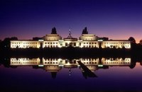 Old Parliament House Canberra