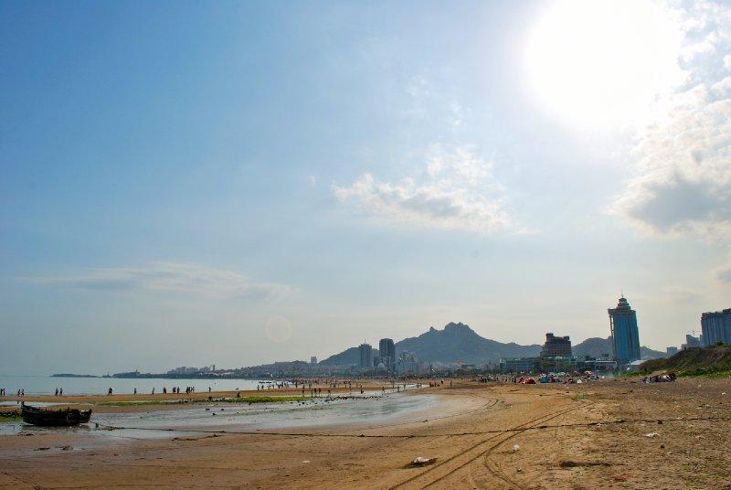 Qingdao's Beach