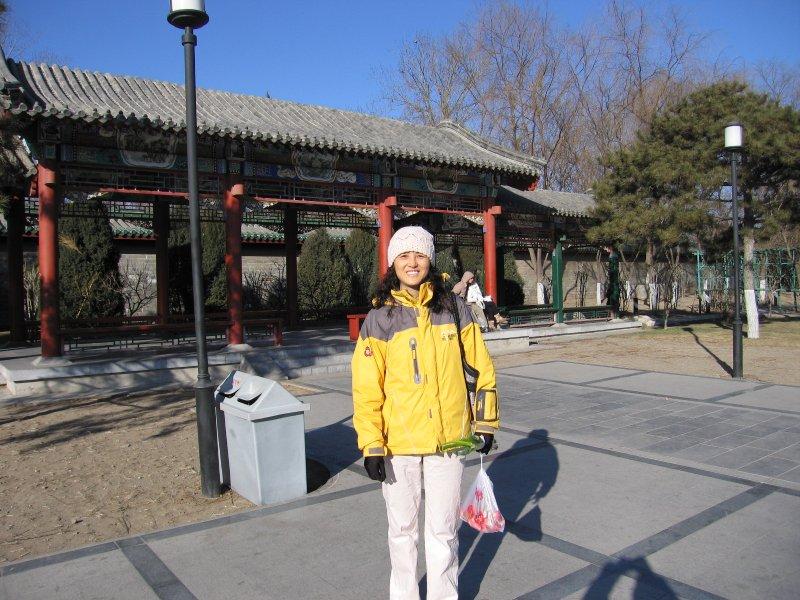 My Host Mom, Ms. Xiao