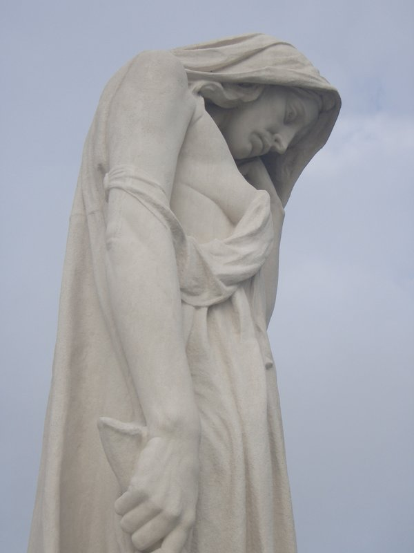 France - Weeping Woman of Vimy