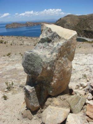 Incan rock