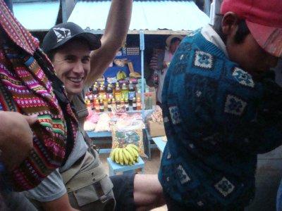 Jake in truck