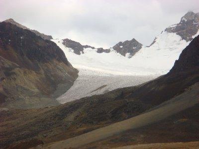 glacier of Potosi