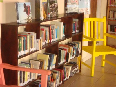 library at Arte