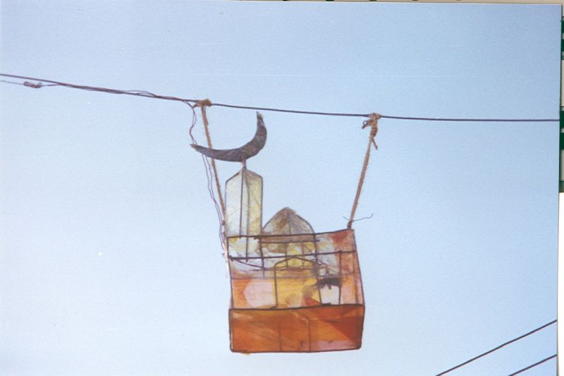 nubian village decoration