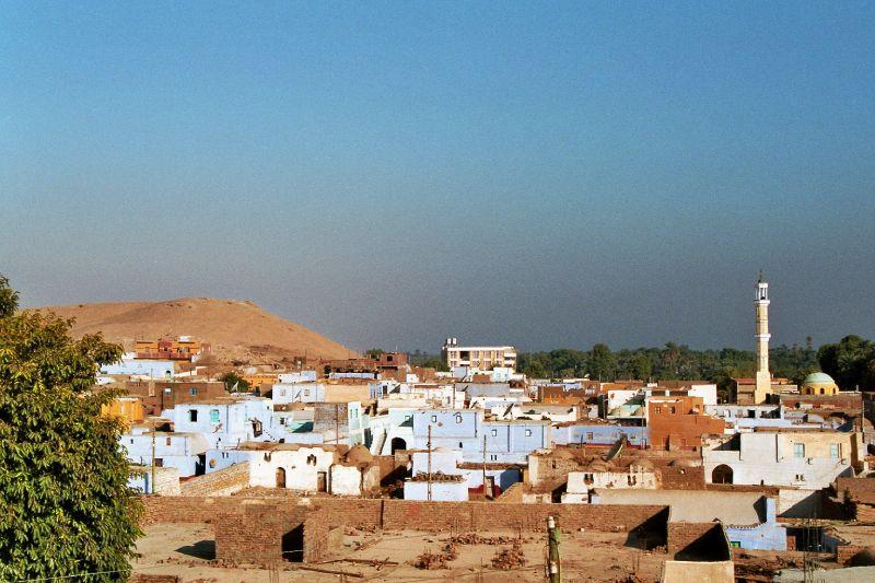 nubian village