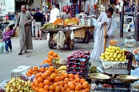 market aswan