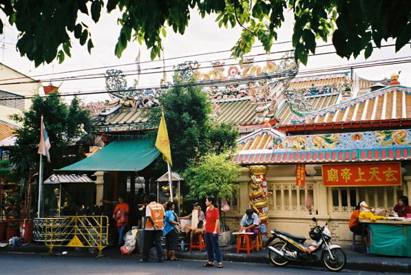 Chinese Temple Bangkok