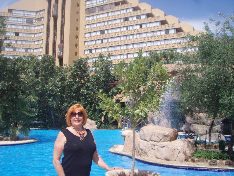 Cascades Resort-Sun City South Africa
