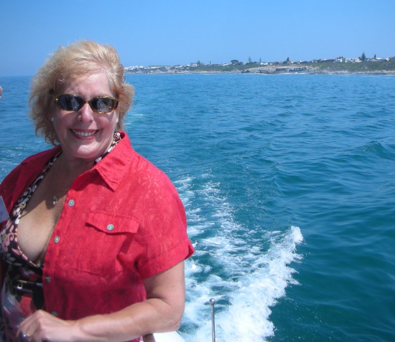 Hermanus on an eco-marine boat tour