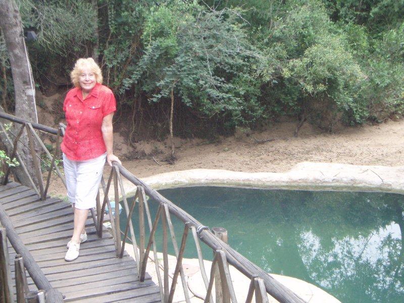 Panzi Bush Camp bordering Kruger National Park