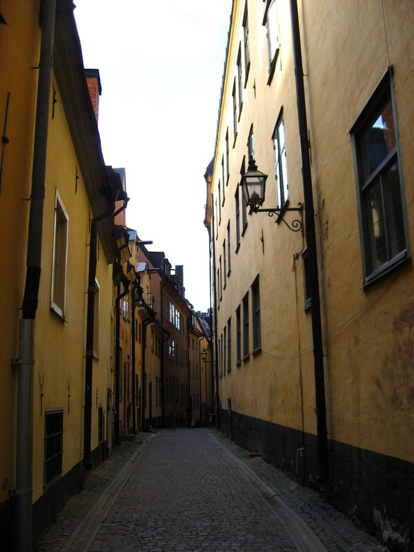 Stockholms Old town