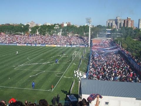 Nacional v Atlético Paranaense (Copa Sudamericana QF 1st Leg)