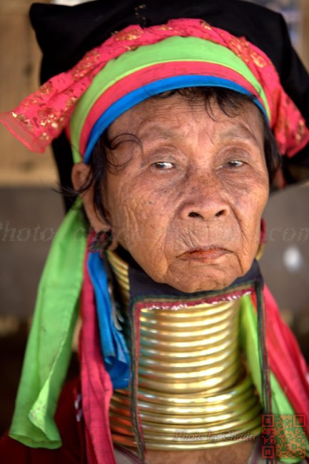 Long-Neck Kayan - Mae Hong Son 02