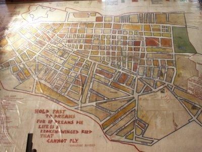 District Six Map