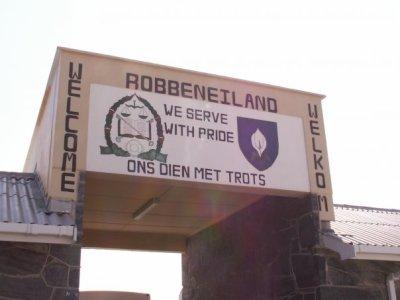 Robben Island Welcome