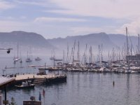 Simon's Town Sailboats