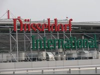International Airport Düsseldorf
