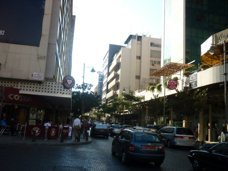 Beirut by day