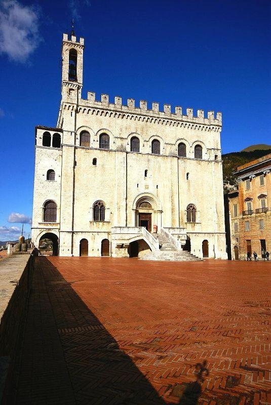 Masterpiece Palazzo dei Consoli - Gubbio