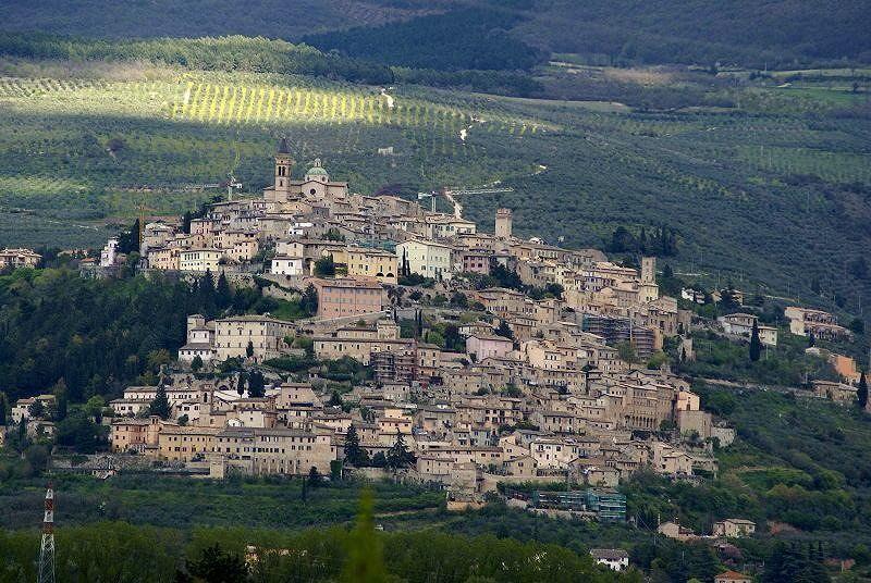 Trevi, Umbria - Italy