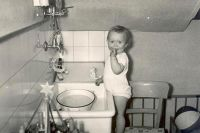 Teeth brushing is fun!