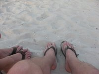 Setting foot in Brazil