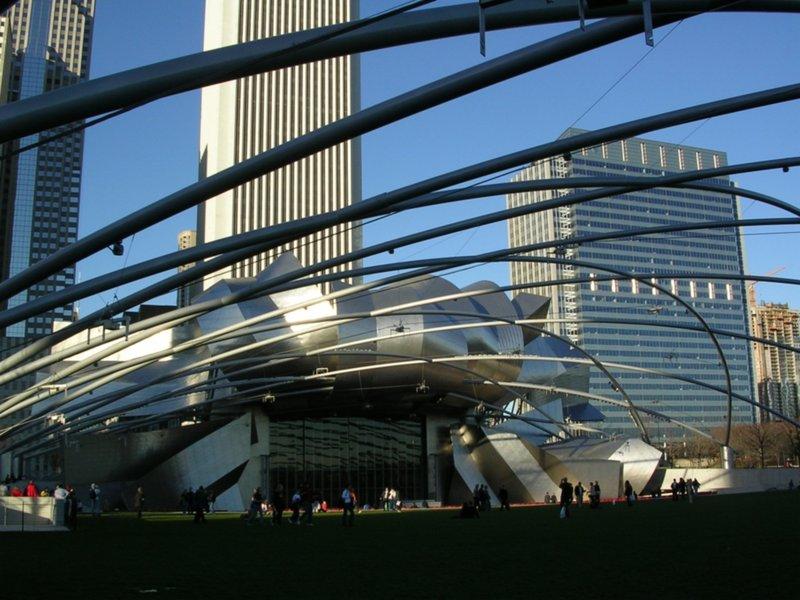Chicago outdoor theatre