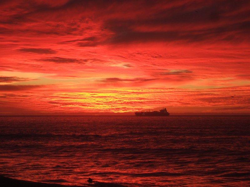 Valparaíso sunset 2