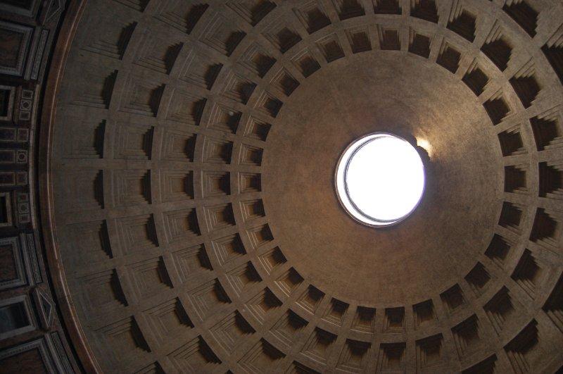 Pantheon dome