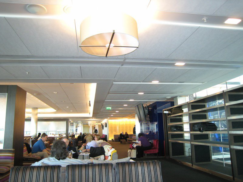 Heathrow South Galleries Lounge