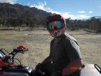 Quadbiking