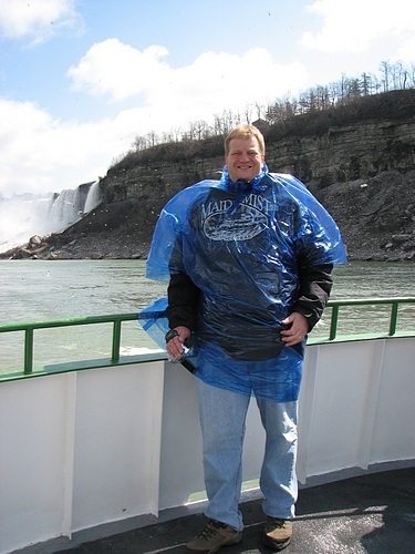 On Maid of the Mist